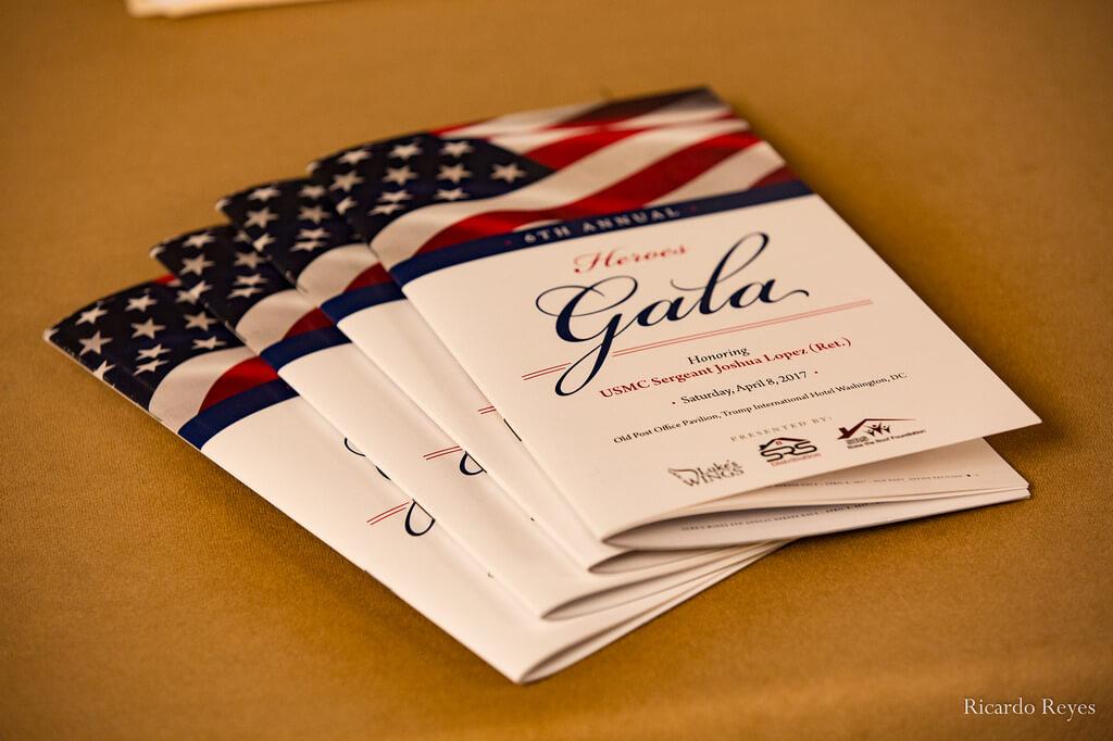 Heroes Gala - Honoring USMC Sergeant Joshua Lopez