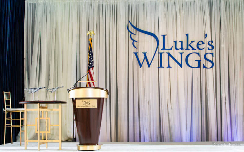 Luke's Wings Heroes Gala